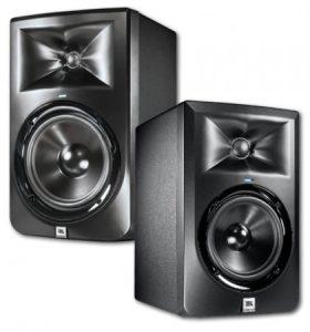 JBL 305 Monitors