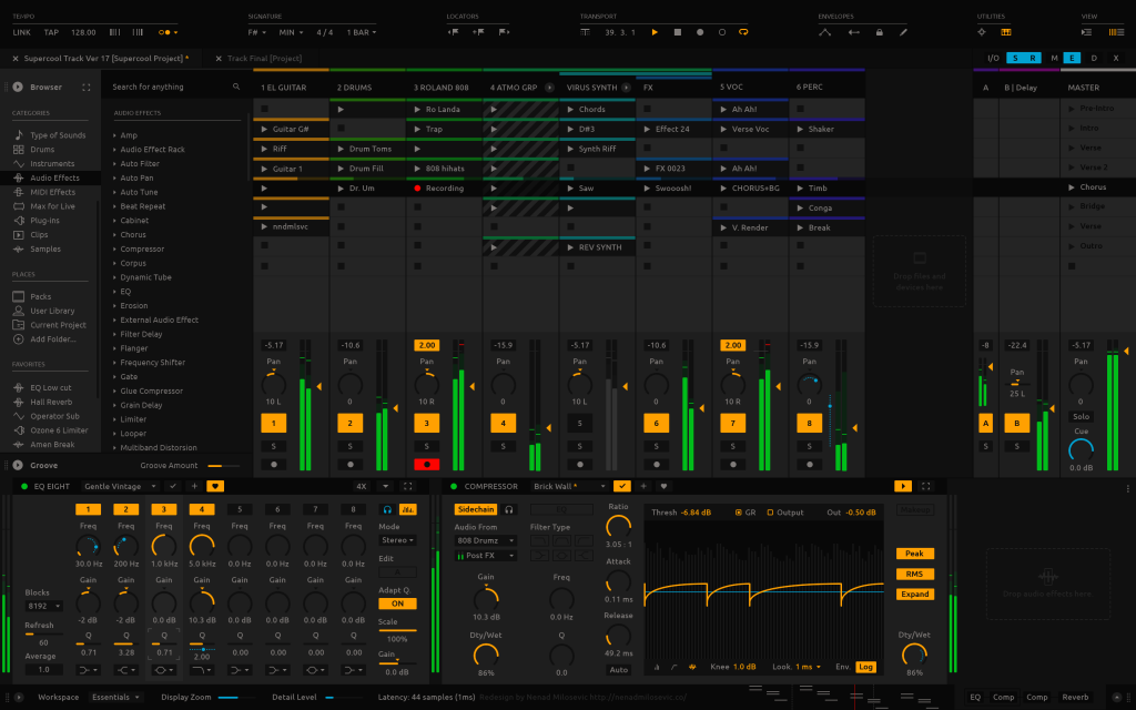 50 Free Ableton Live Templates - The Music Producers Blog