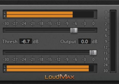 LoudMax by Thomas Mundt