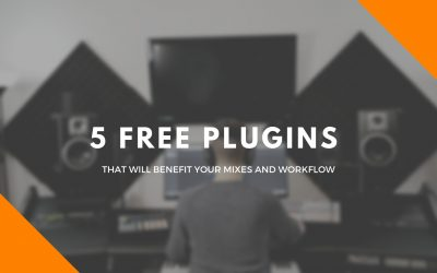 5 Free Plugins For Better Mixes And Workflow
