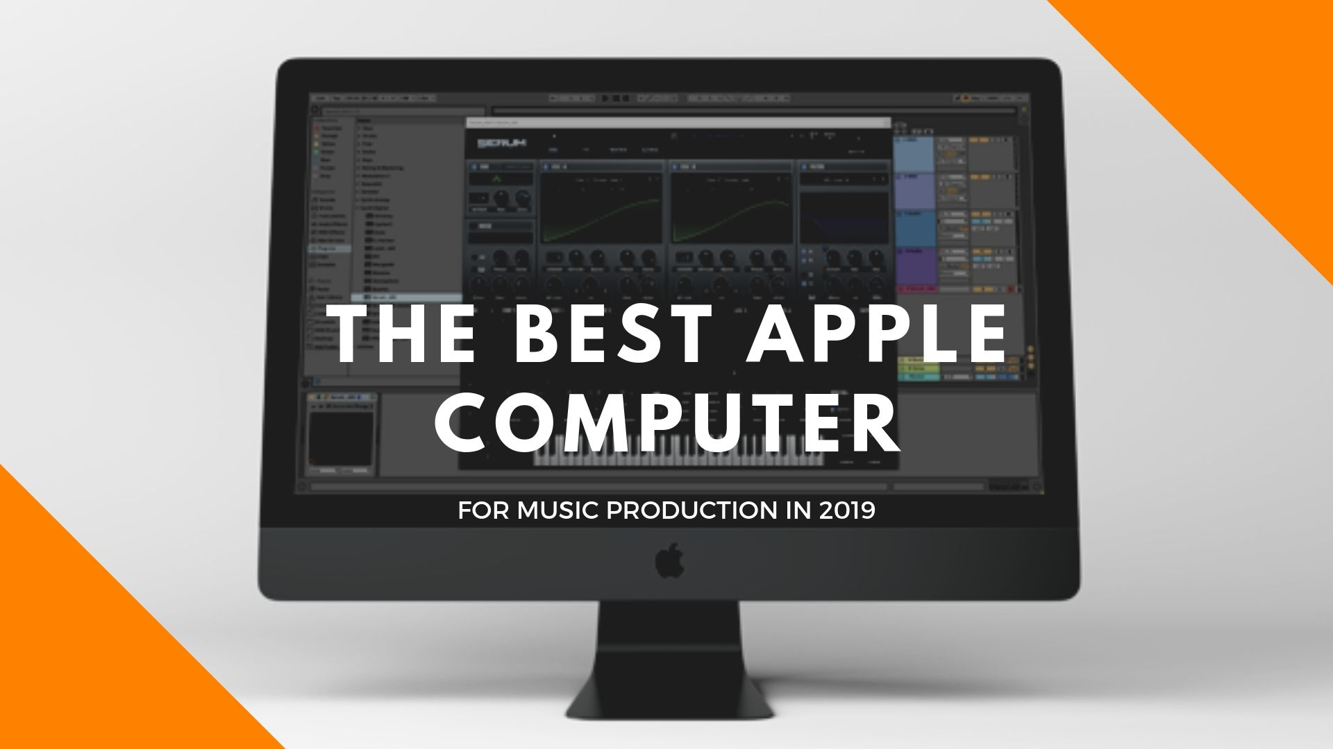 Best Macbook For Music Production 2019 The Best Apple Computer For Music Production In 2019   The Music