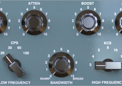 Analog Obsessions Rare Pultec Style Eq