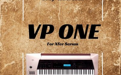 Free Serum Soundbank: VP ONE