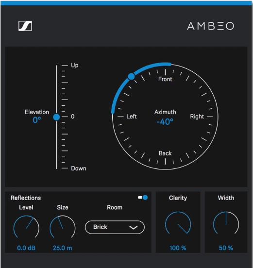 Sennheiser Ambeo Orbit Binaural VST
